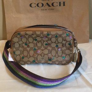 💯💙 authentic coach purse 💯💙